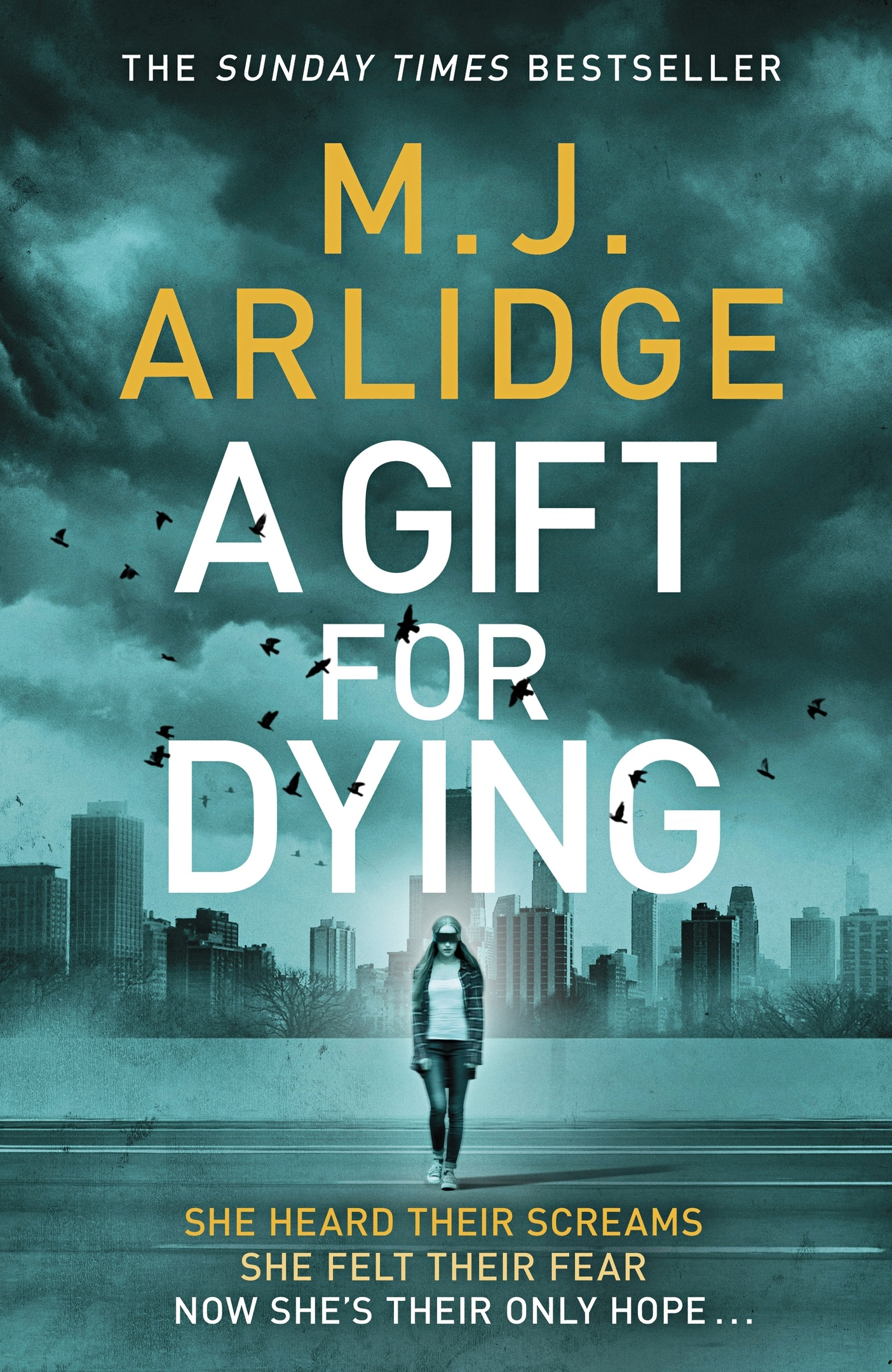 M. J. Arlidge – A Gift For