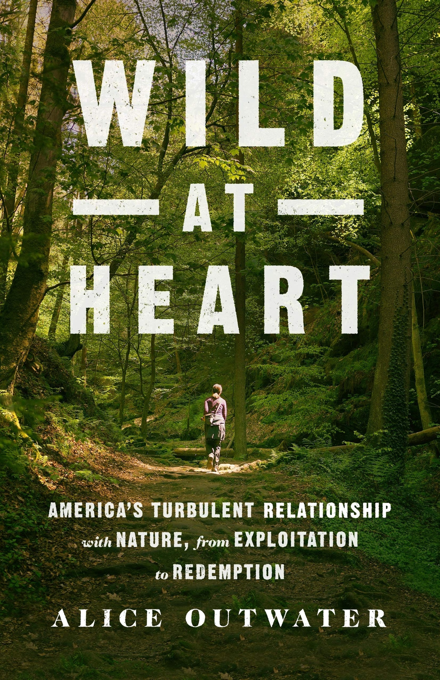Alice Outwater – Wild At Heart Genre: