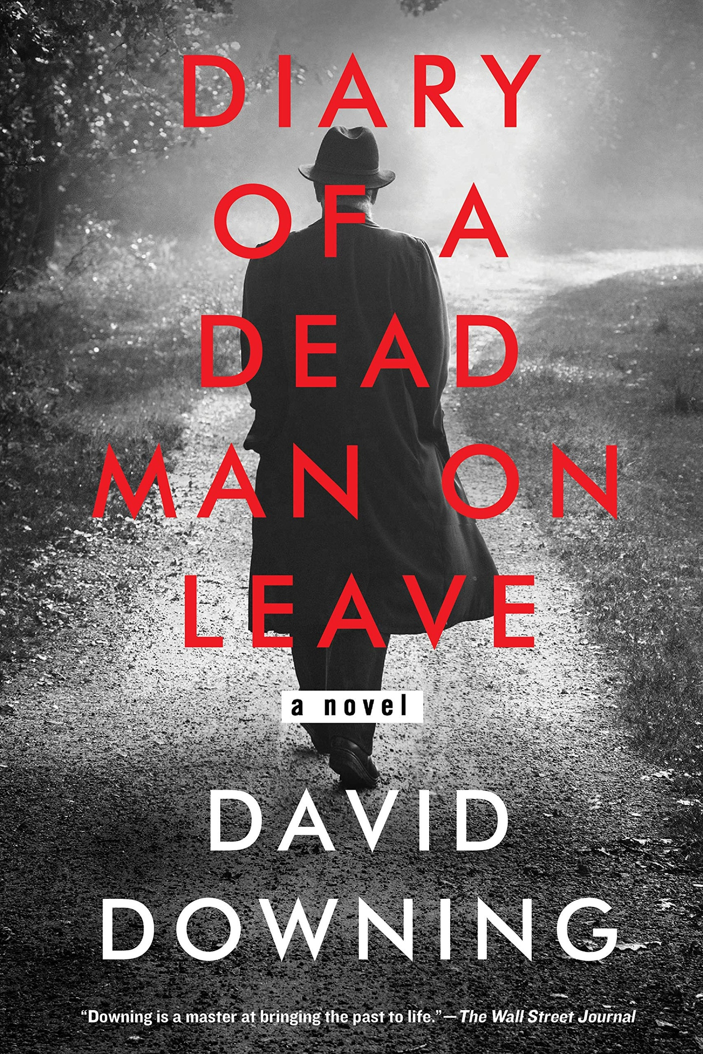 David Downing – Diary Of A Dead