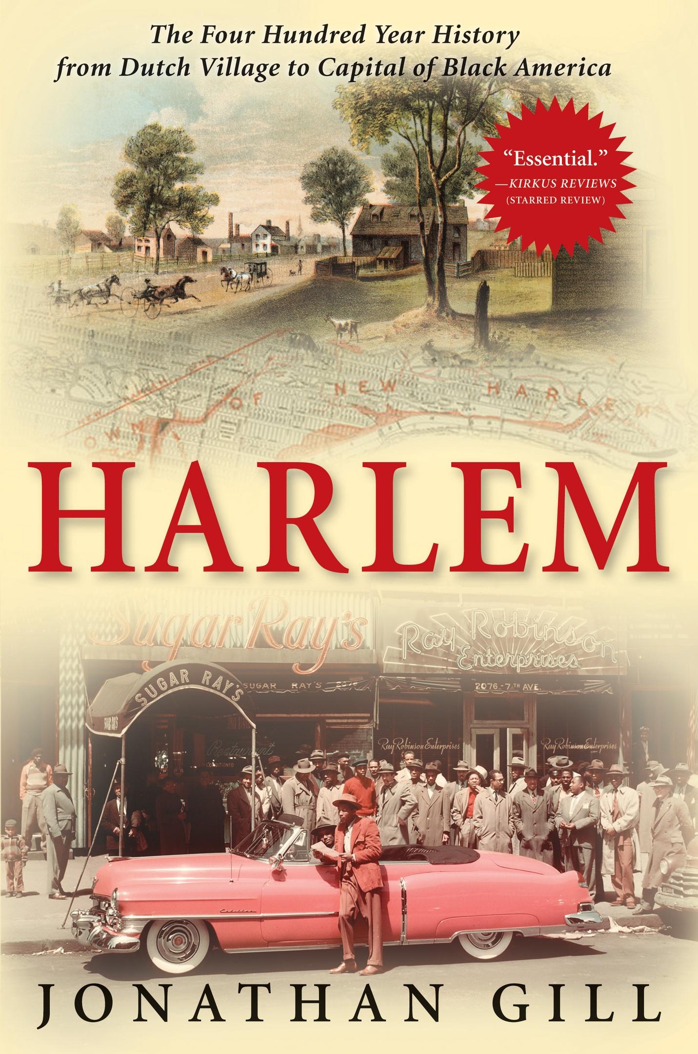 Jonathan Gill – Harlem Genre: Author: Harlem