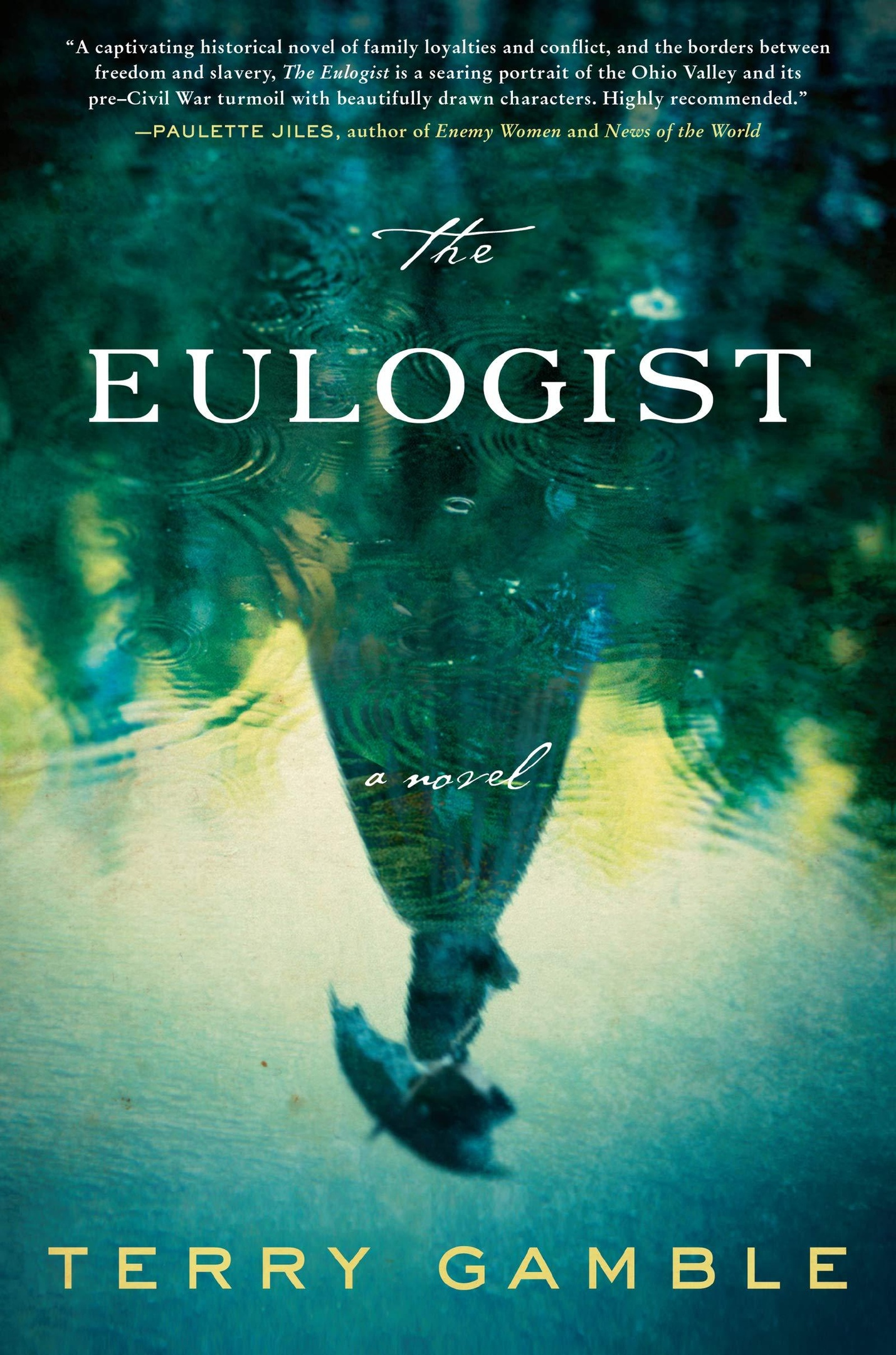 Terry Gamble – The Eulogist Genre: Author: