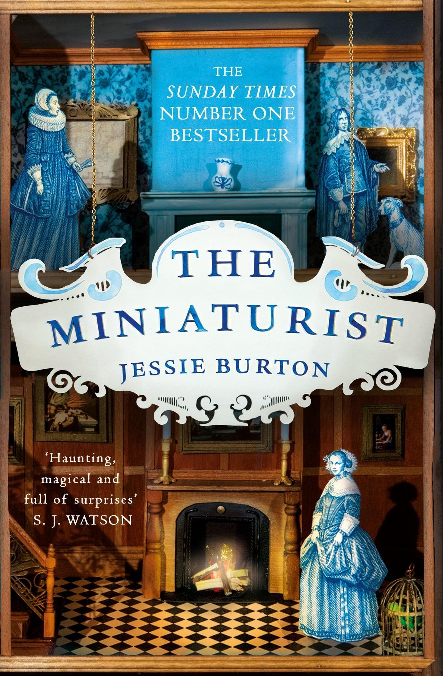 Jessie Burton – The Miniaturist Genre: Author: