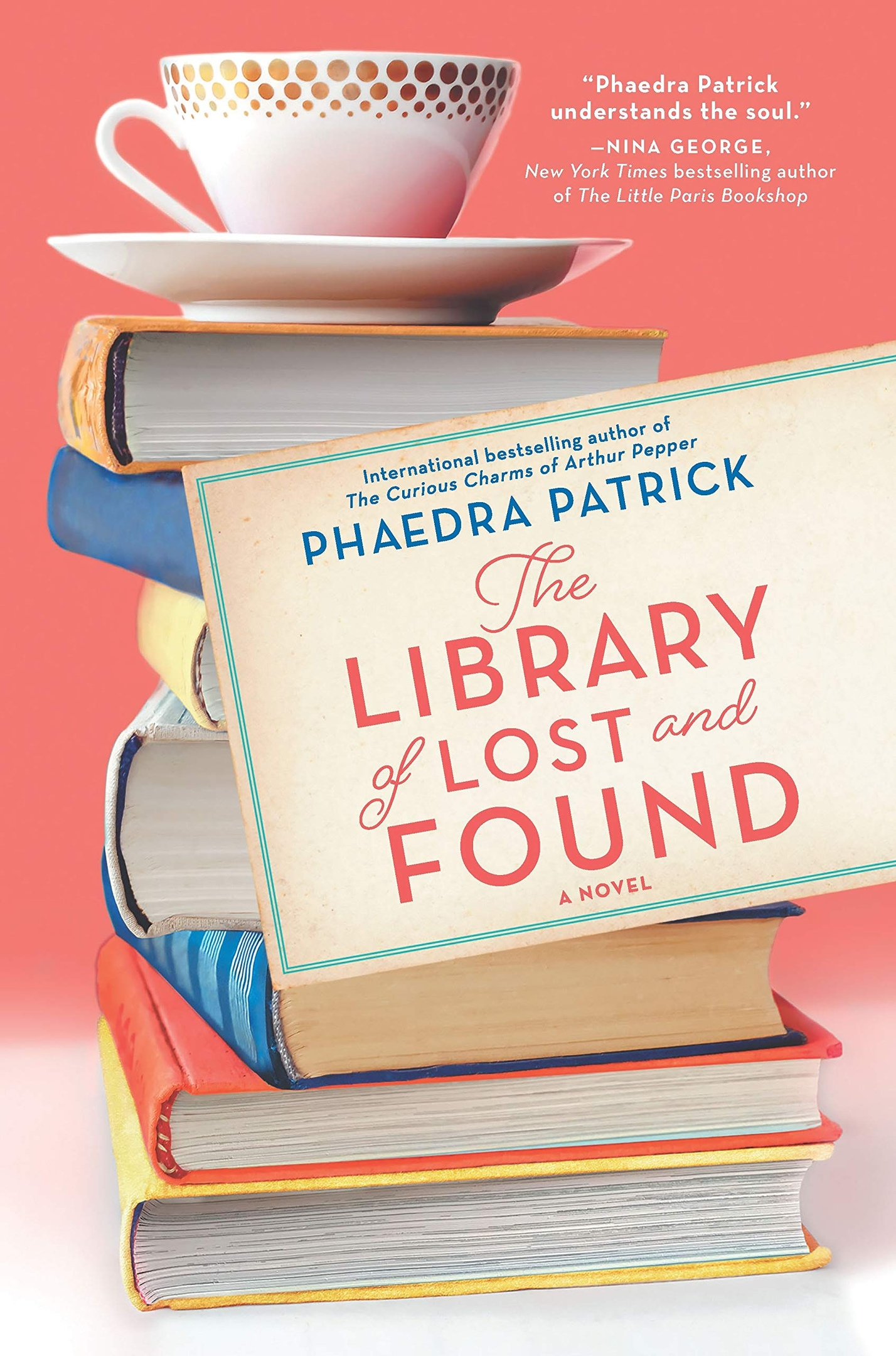 Phaedra Patrick – The Library Of Lost