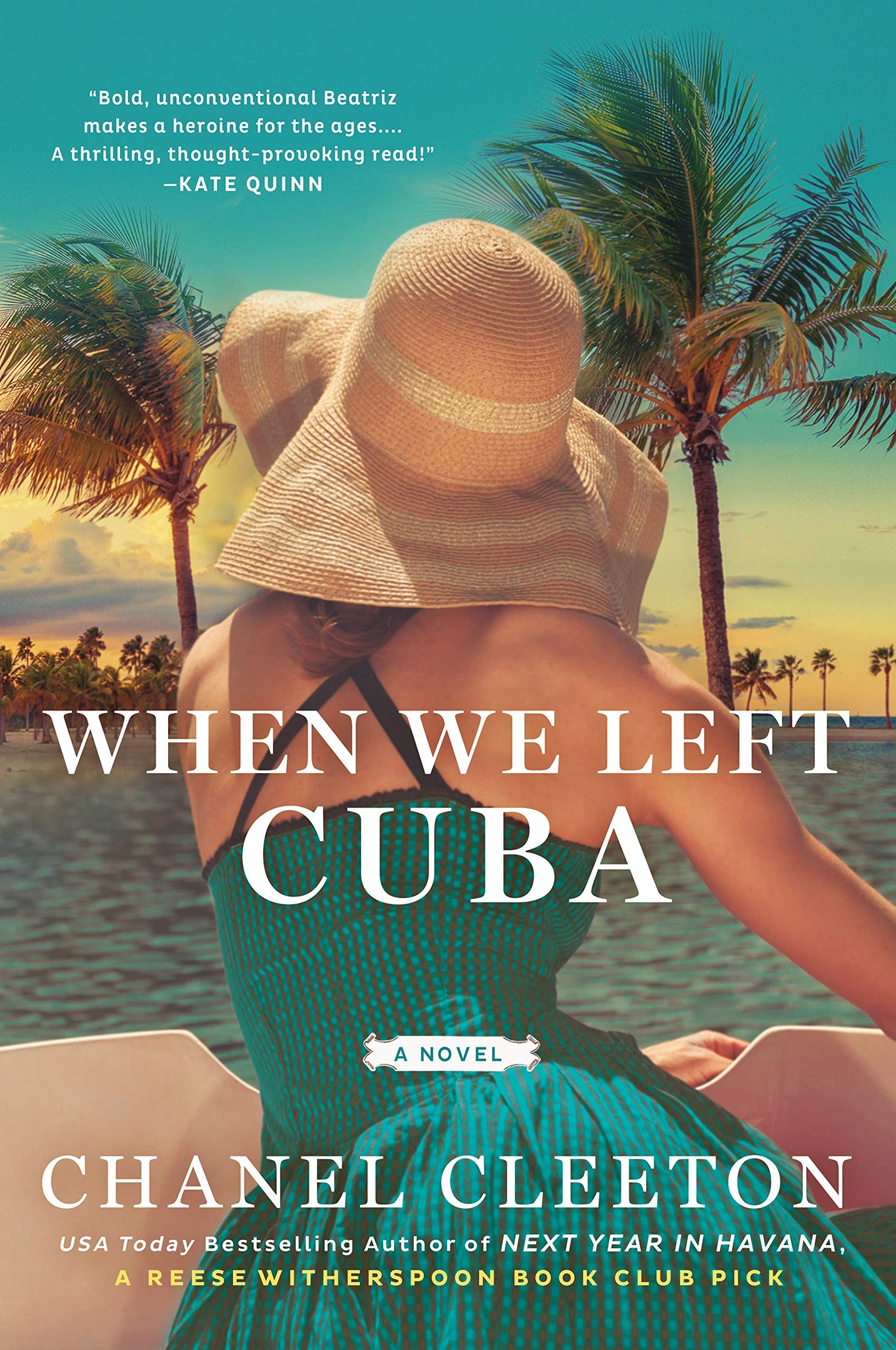 Chanel Cleeton – When We Left Cuba