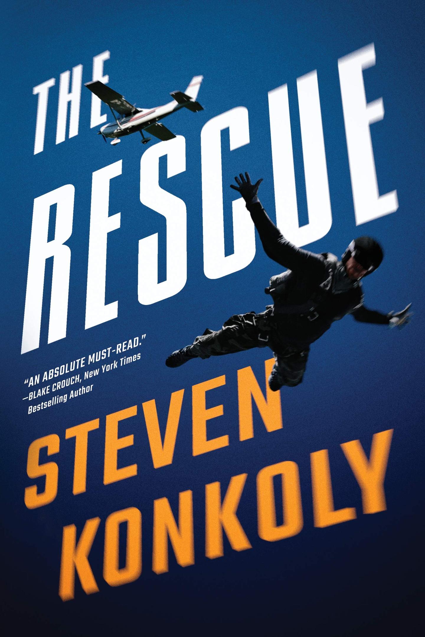 Steven Konkoly – The Rescue Genre: Author: