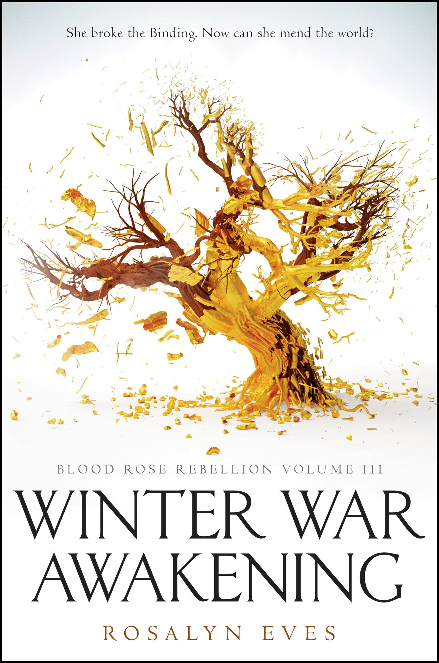 Rosalyn Eves – Winter War Awakening (Book