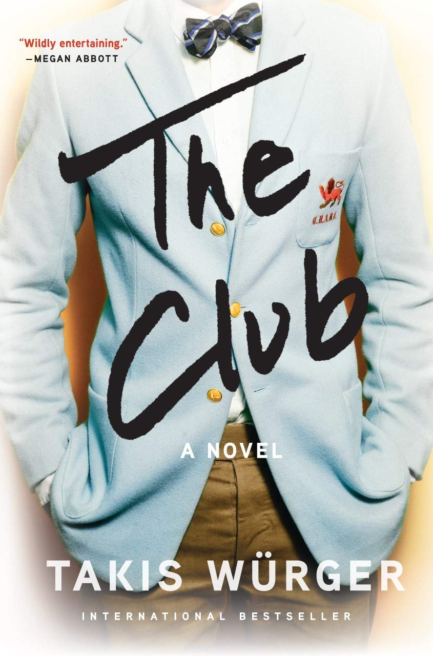Takis Wurger – The Club Genre: Author: