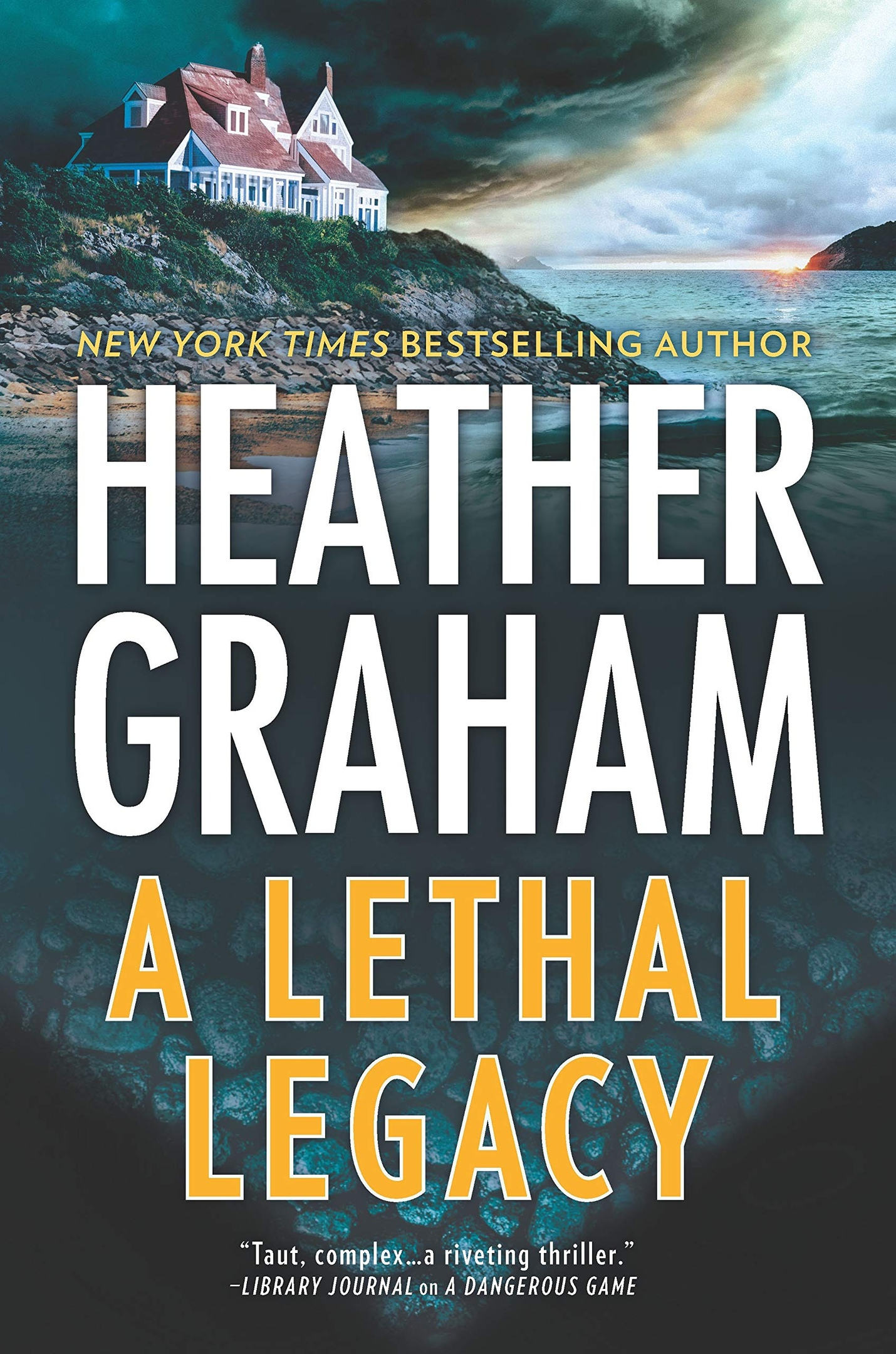Heather Graham – A Lethal Legacy Genre: