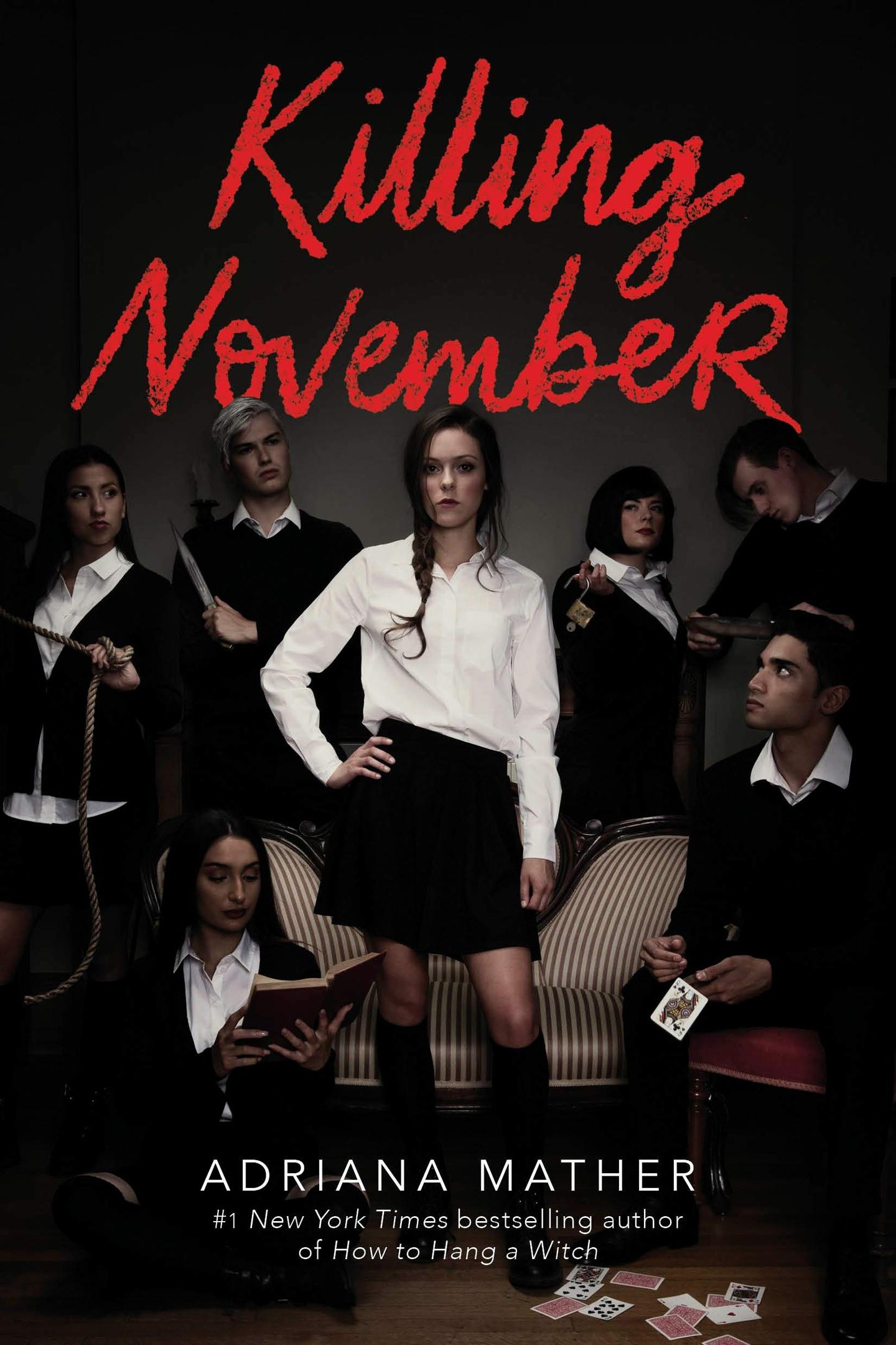 Adriana Mather – Killing November Genre: Author: