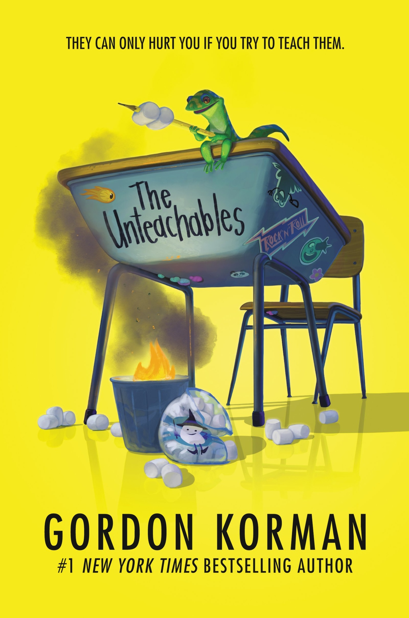 Gordon Korman – The Unteachables Genre: Author: