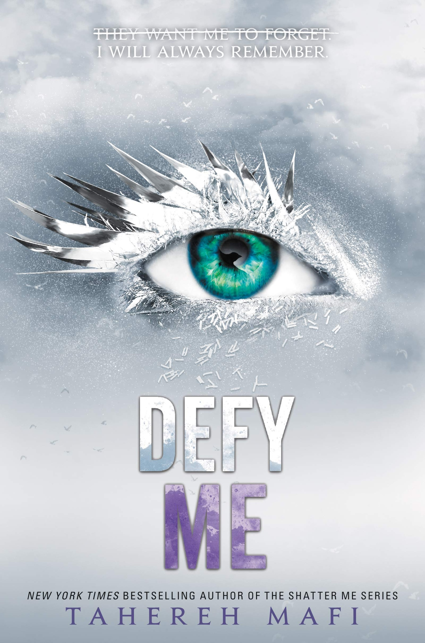 Tahereh Mafi – Defy Me Genre: Author: