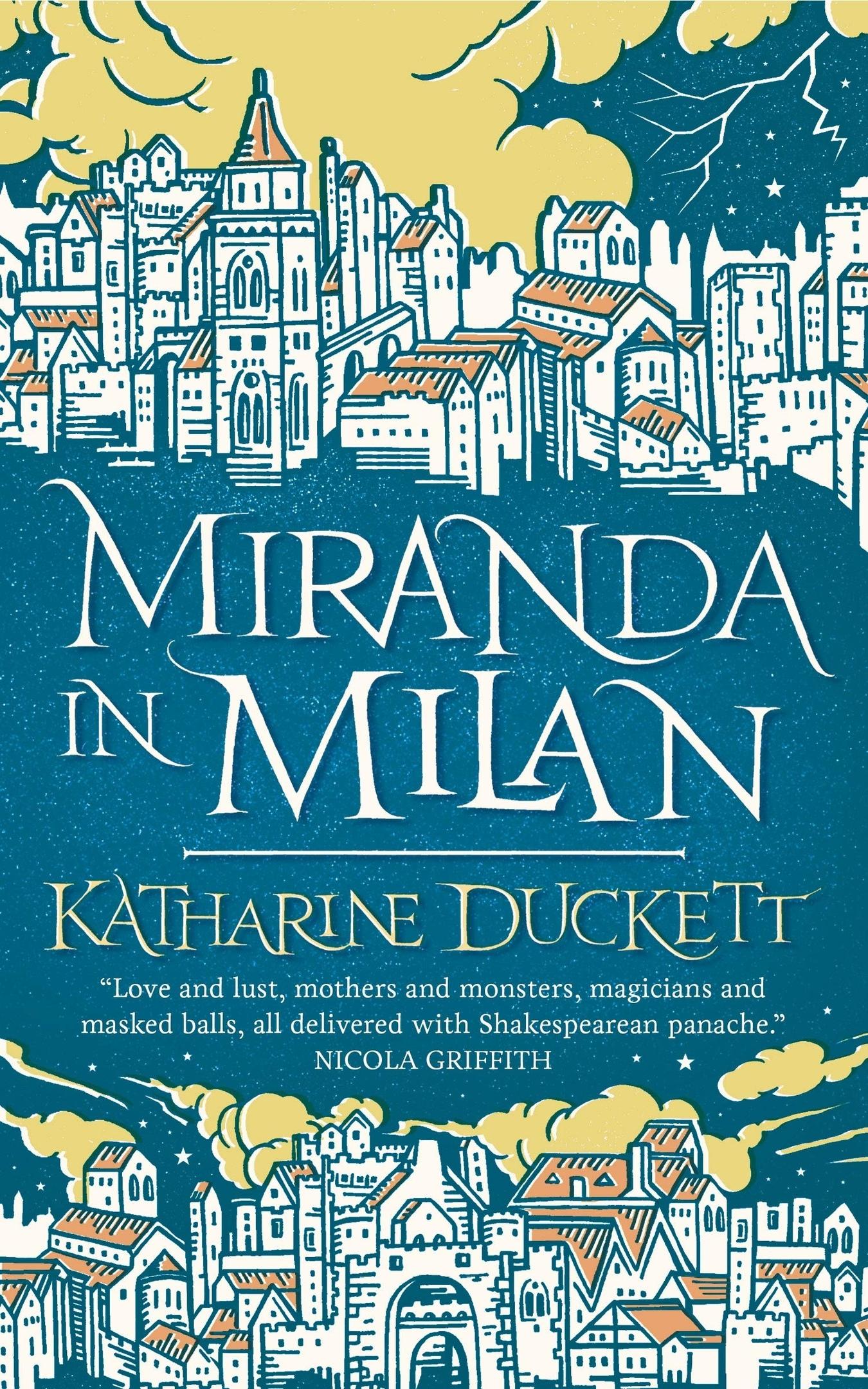 Katharine Duckett – Miranda In Milan Genre: