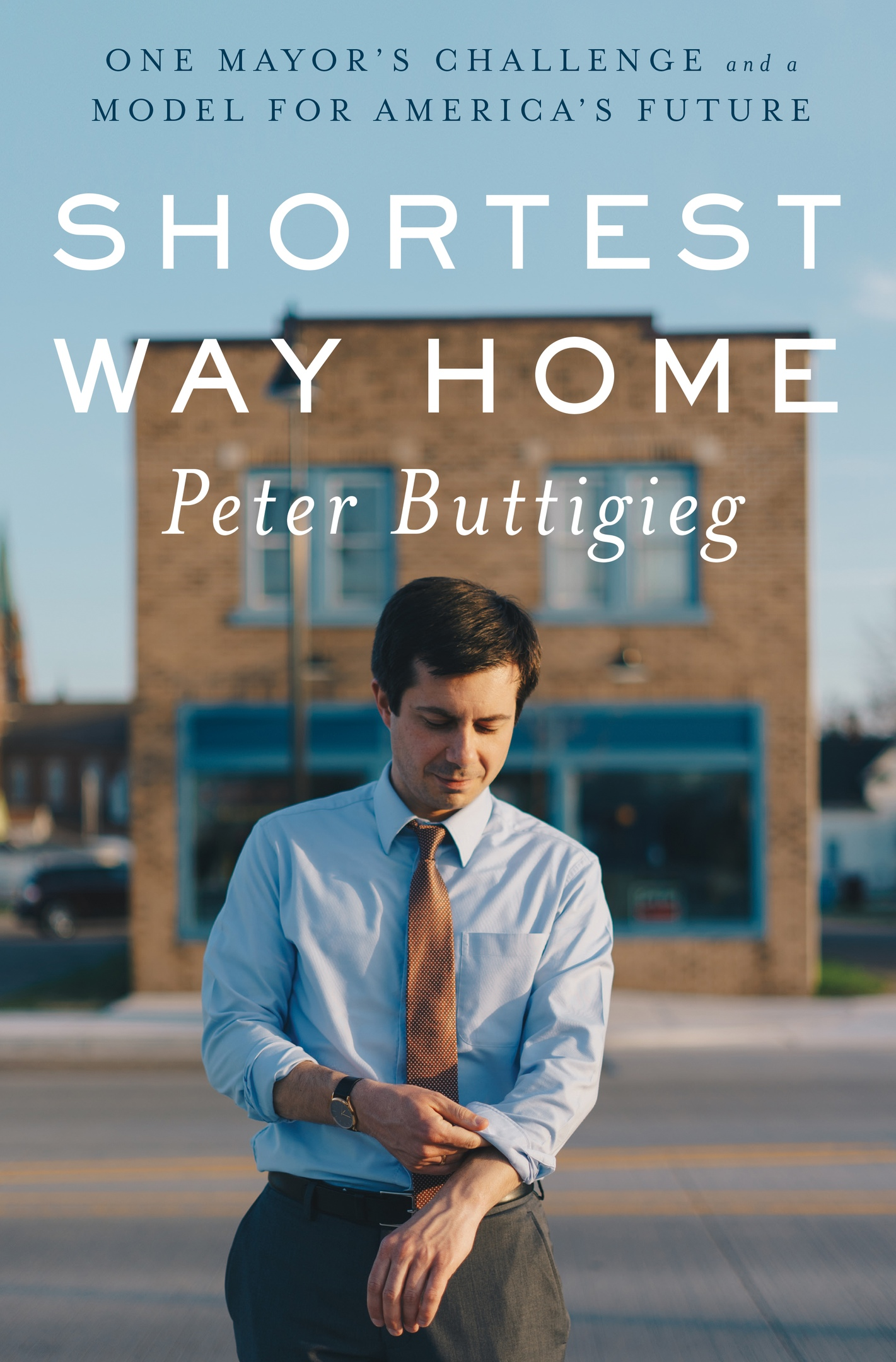 Pete Buttigieg – Shortest Way Home Genre: