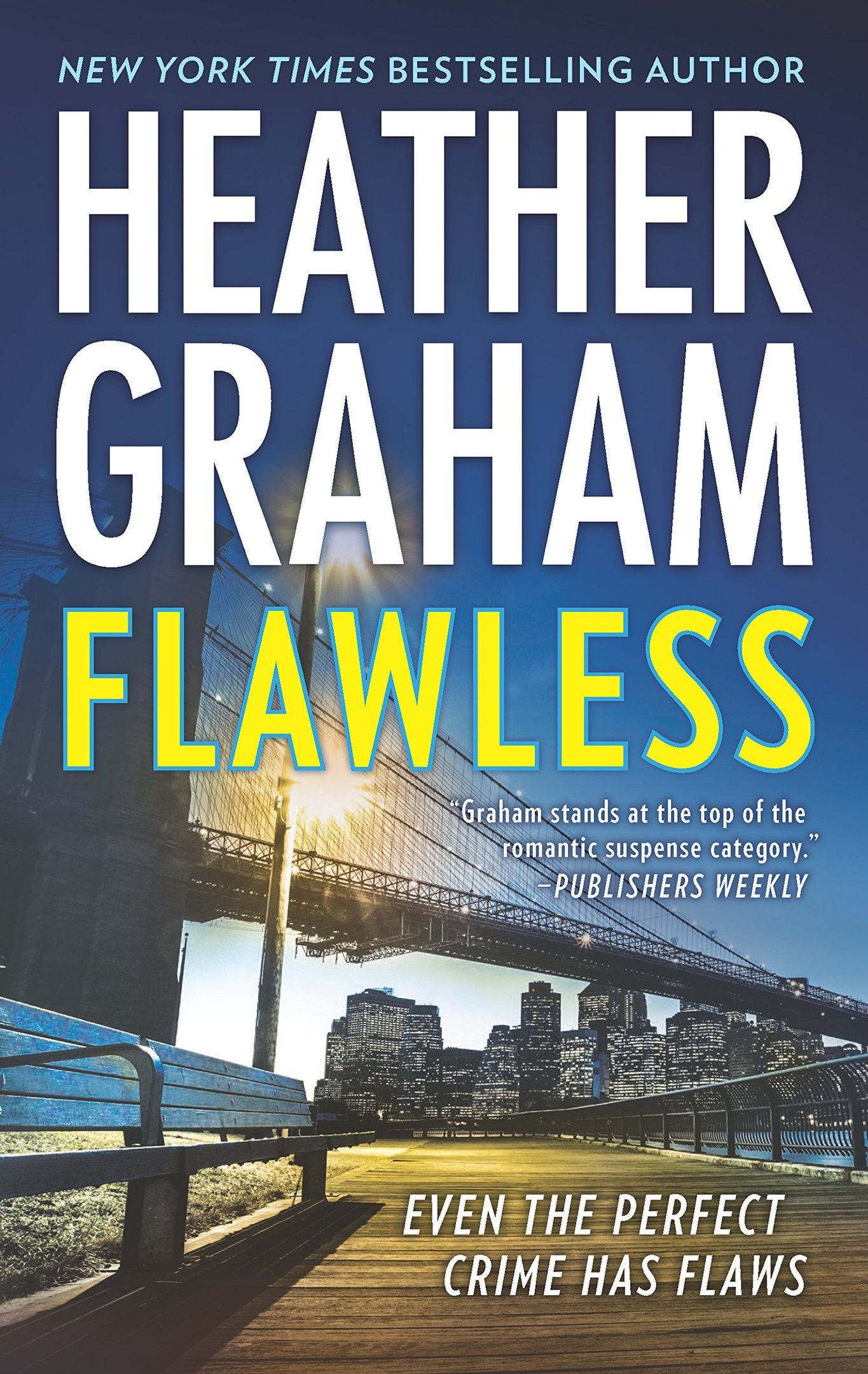 Heather Graham – Flawless Genre: Author: There's