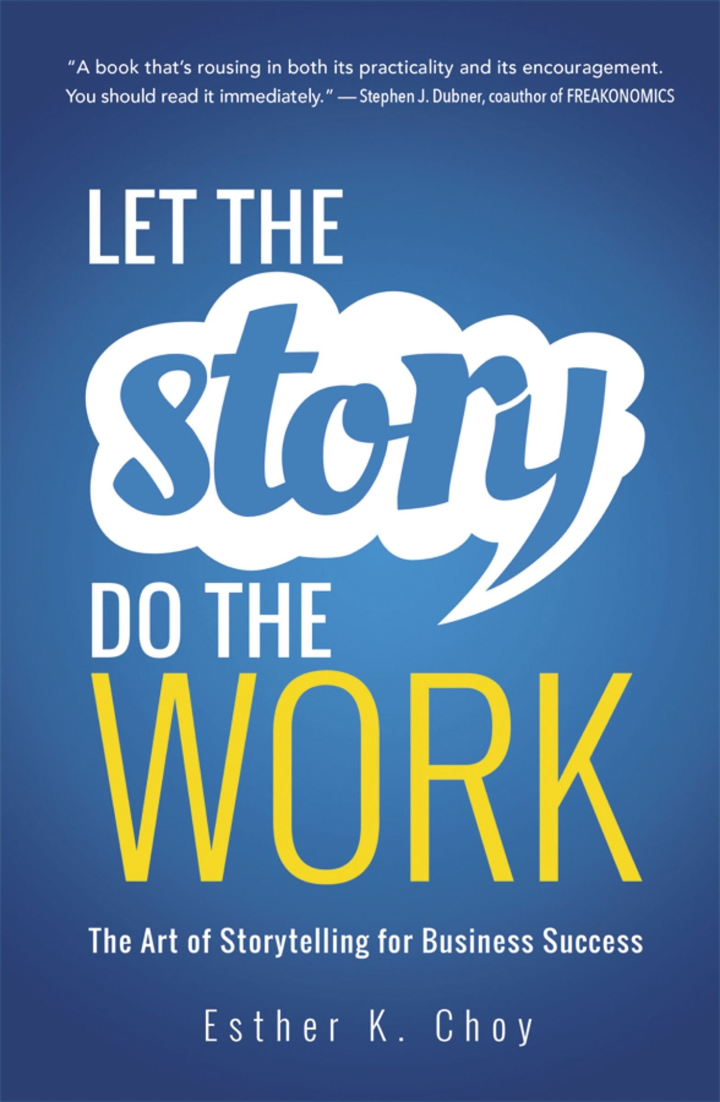 Esther K. Choy – Let The Story