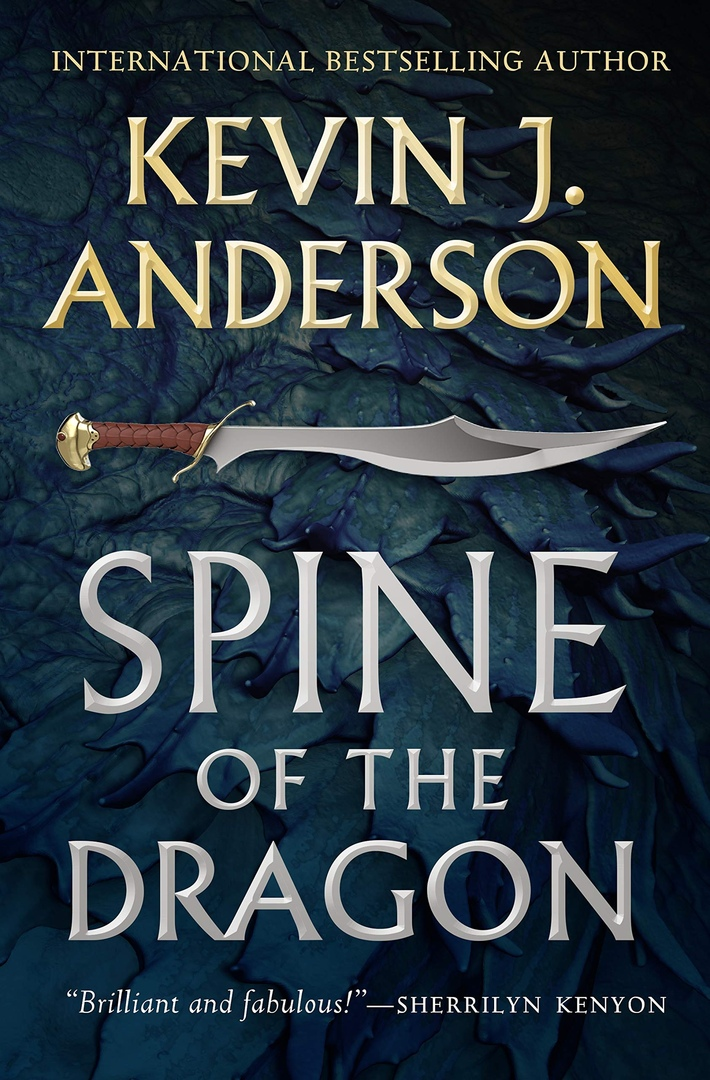 Kevin J. Anderson – Spine Of The