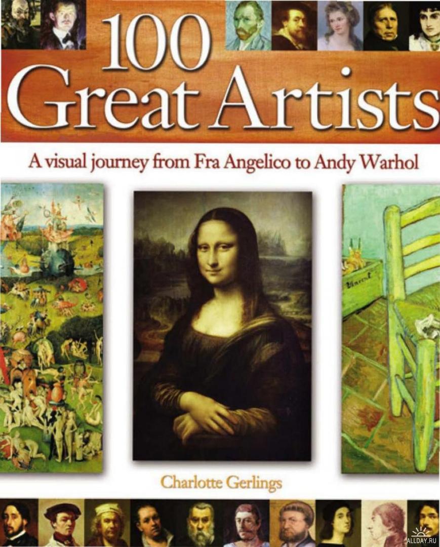 Charlotte Gerlings – 100 Great Artists Genre: