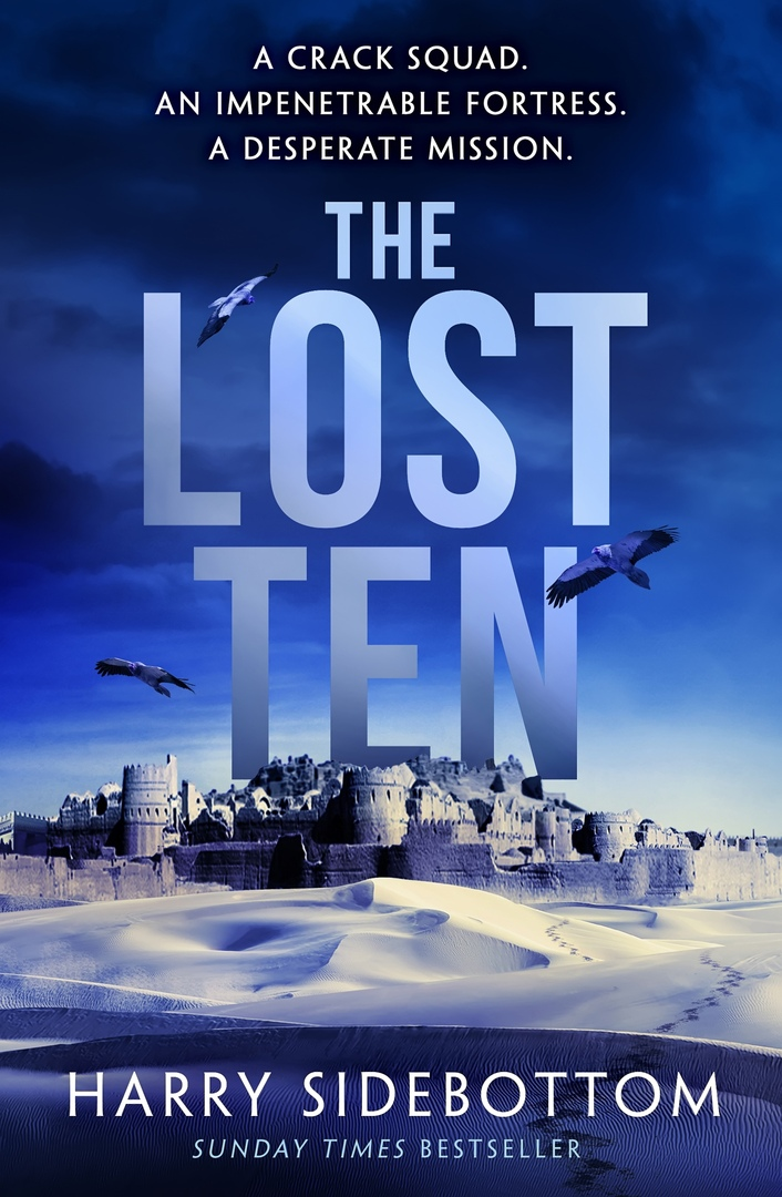 Harry Sidebottom – The Lost Ten Genre: