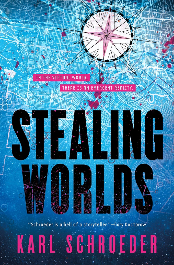 Karl Schroeder – Stealing Worlds Genre: Author: