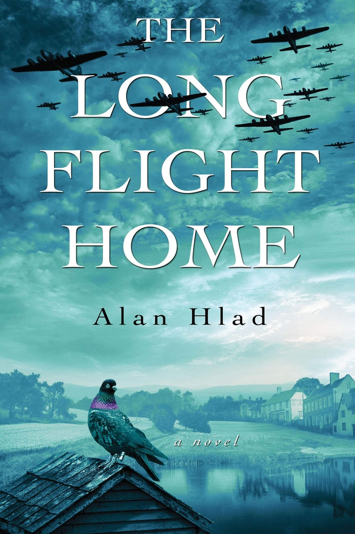 Alan Hlad – The Long Flight Home