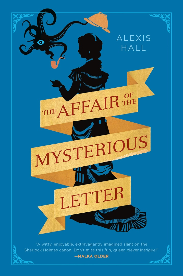 Alexis Hall – The Affair Of The