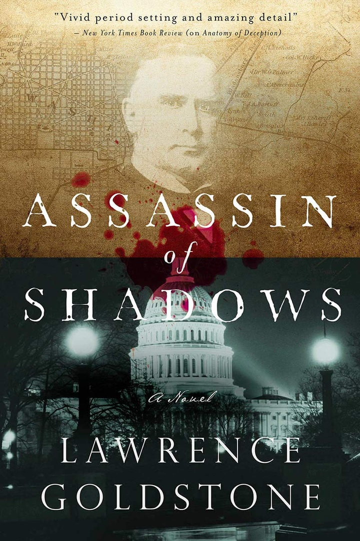 Lawrence Goldstone – Assassin Of Shadows Genre: