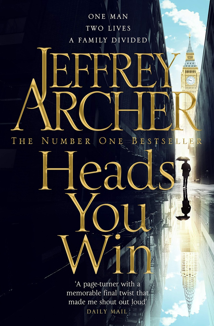 Jeffrey Archer – Heads You Win Genre: