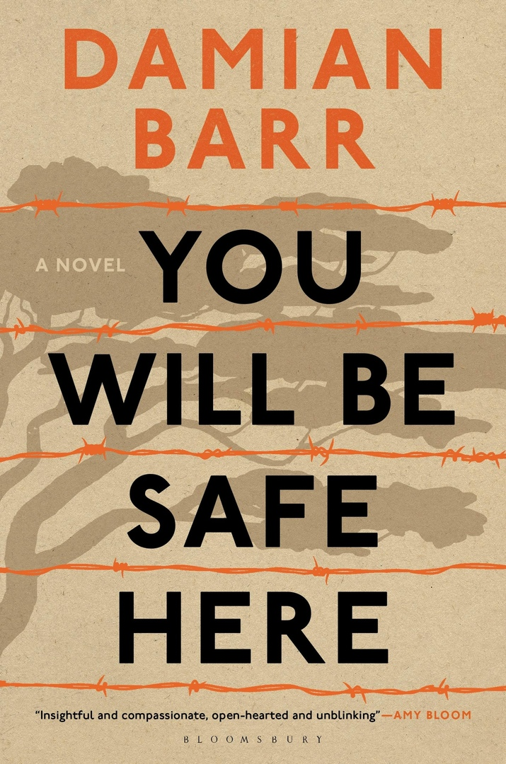 Damian Barr – You Will Be Safe