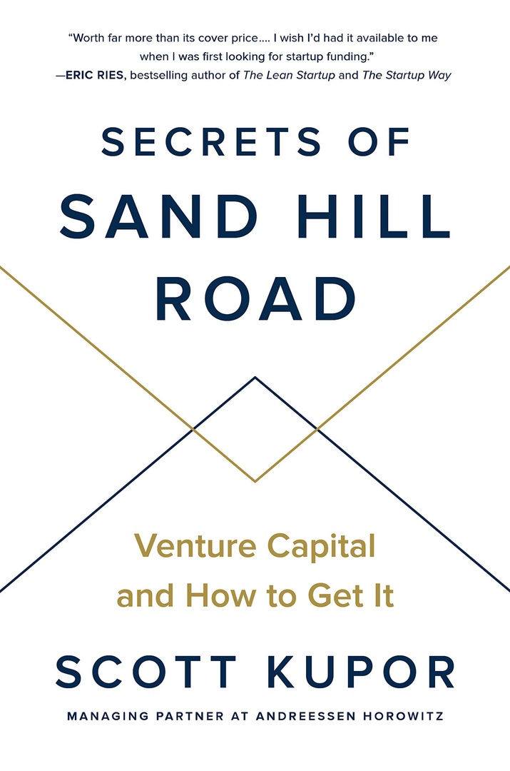 Scott Kupor – Secrets Of Sand Hill