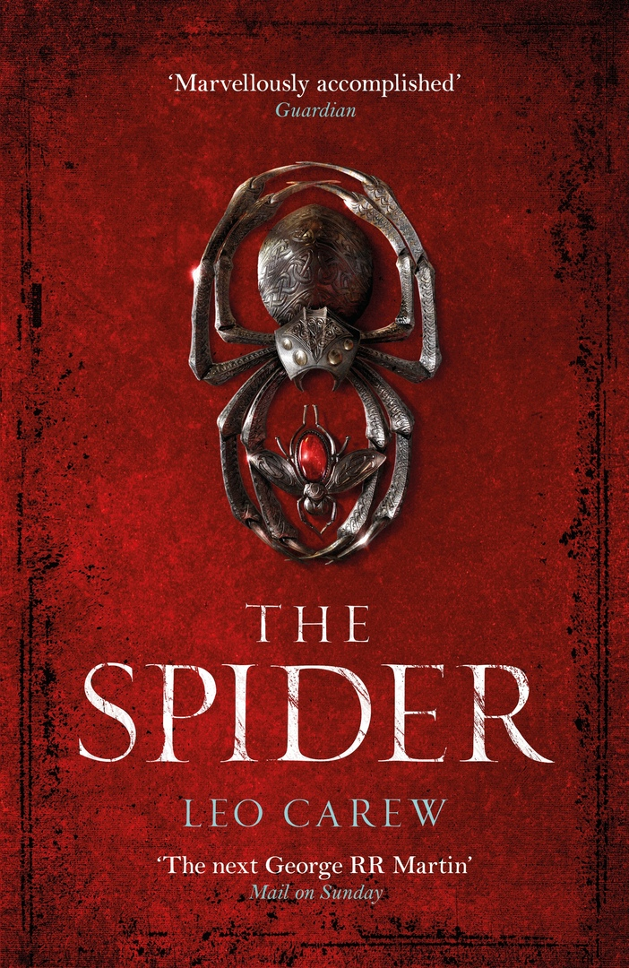 Leo Carew – The Spider (Book 2)