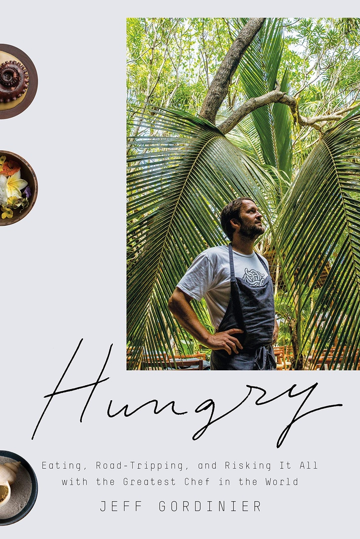 Jeff Gordinier – Hungry Genre: Author: Hungry