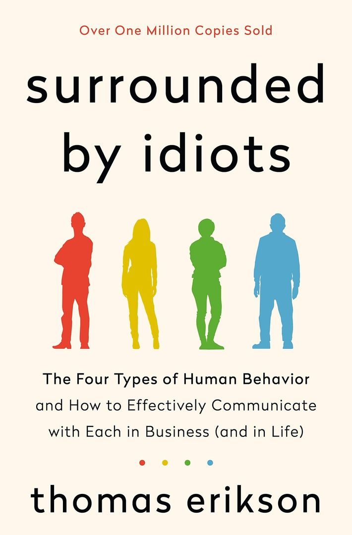 Thomas Erikson – Surrounded By Idiots Genre: