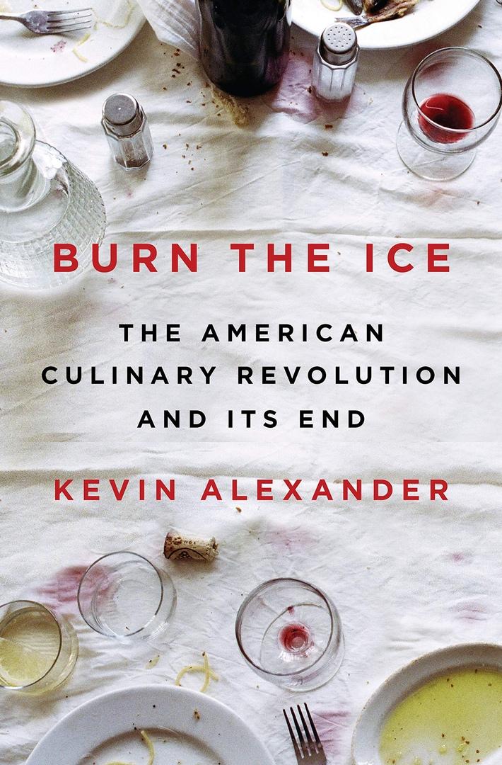 Kevin Alexander – Burn The Ice Genre: