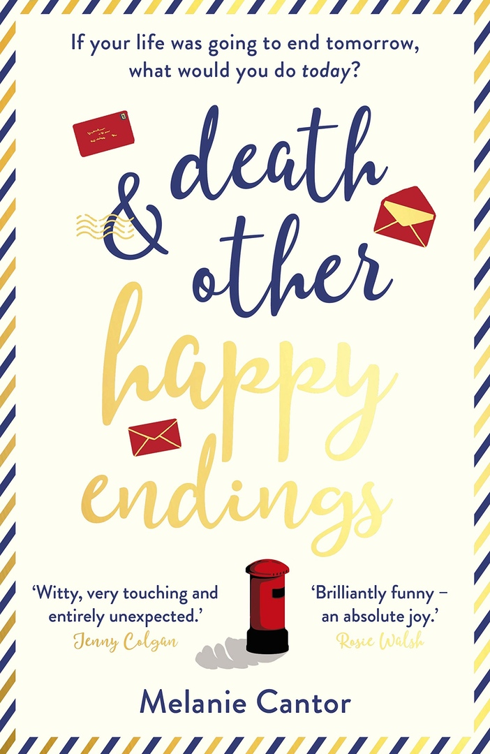 Melanie Cantor – Death And Other Happy