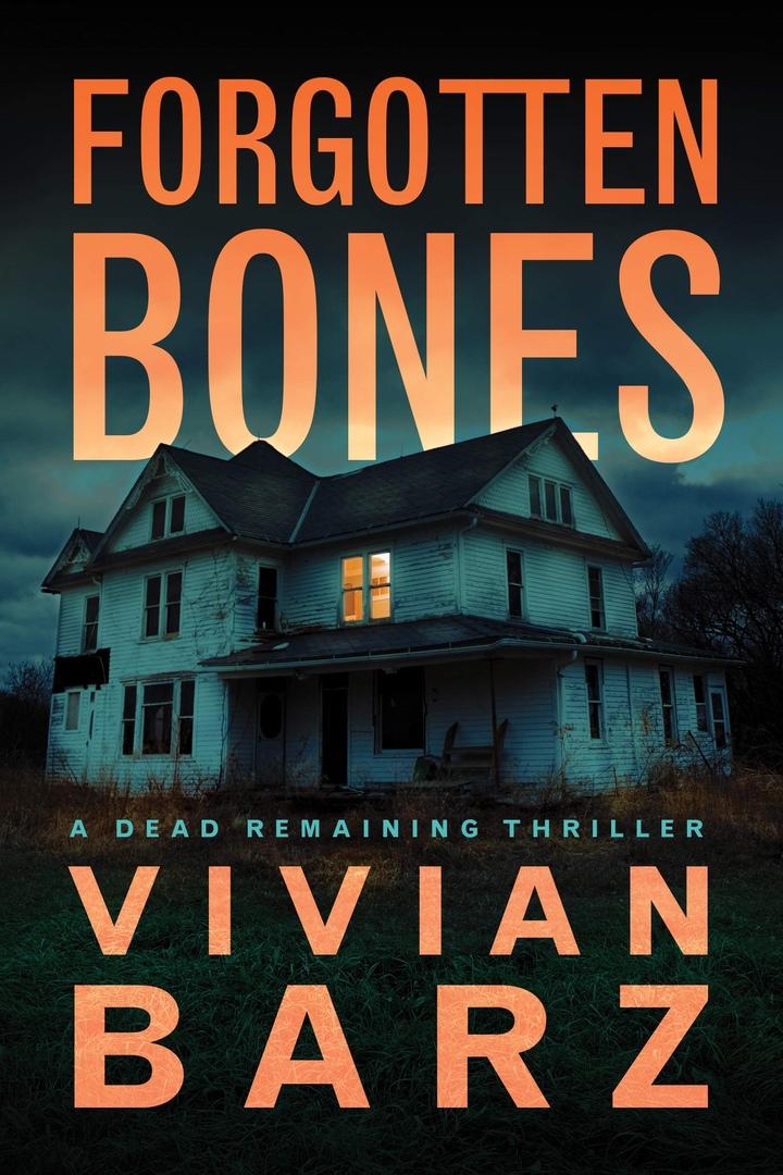 Vivian Barz – Forgotten Bones Genre: Author: