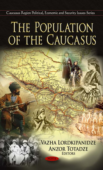 1) The Population Of The Caucasus –