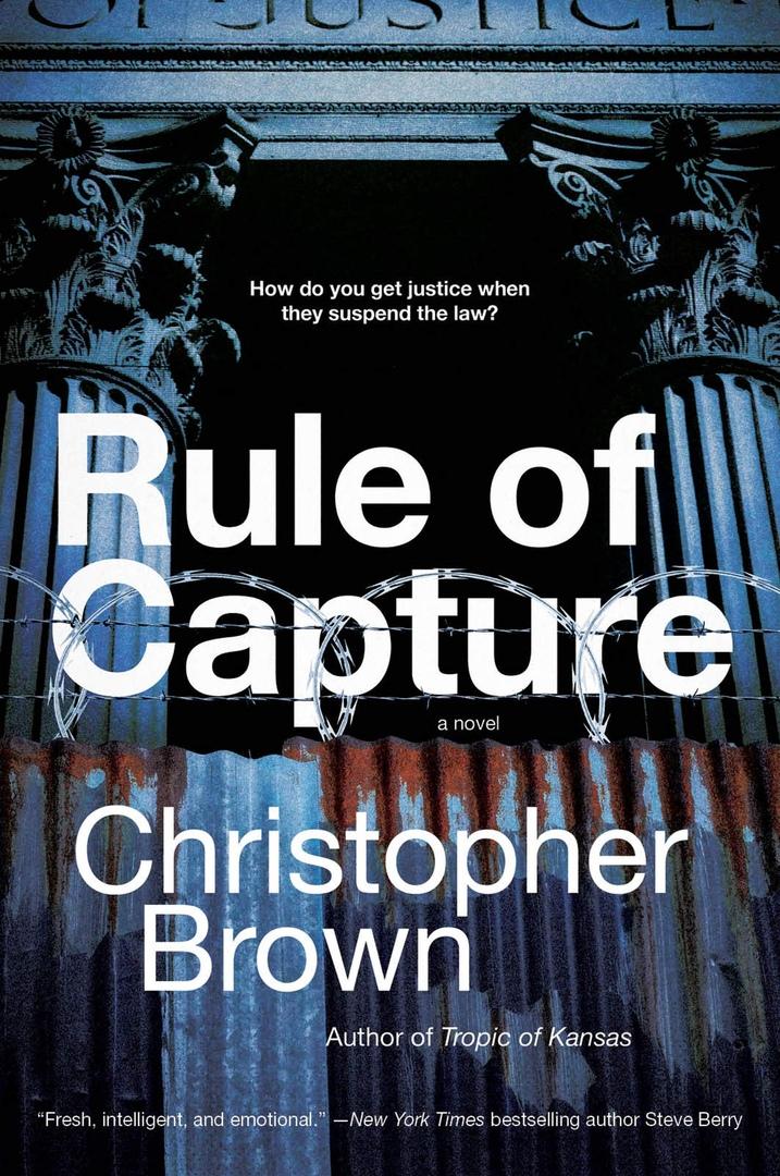 Christopher Brown – Rule Of Capture Genre: