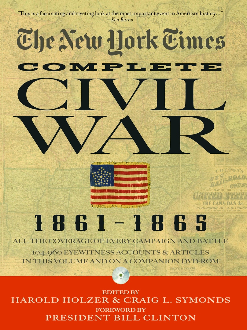 The New York Times: Complete Civil War,