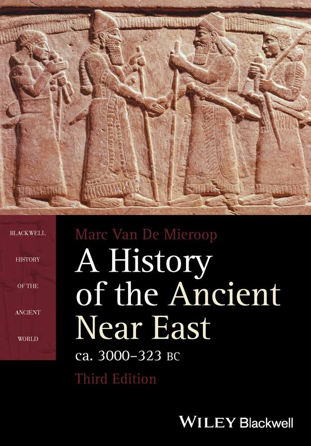 1) A History Of The Ancient Near