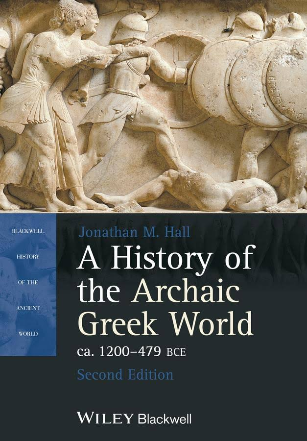 1) A History Of The Archaic Greek