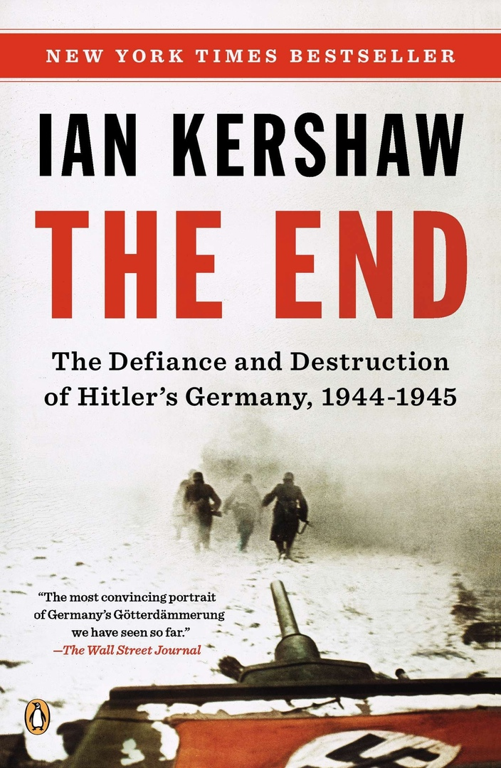 1) The End: The Defiance And Destruction