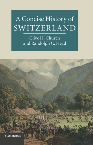 1) A Concise History Of Switzerland –