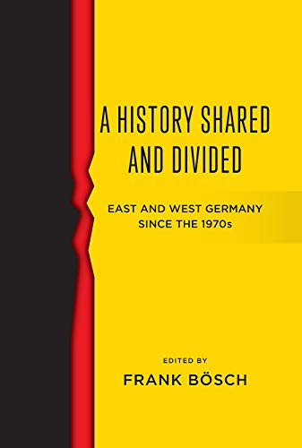 1) A History Shared And Divided: East