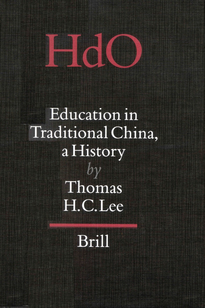 Education In Traditional China: A History –