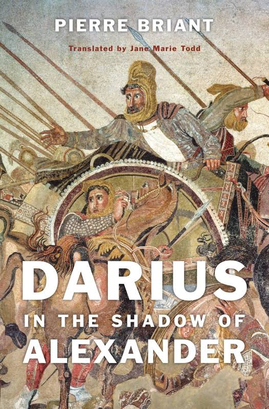 Darius In The Shadow Of Alexander –