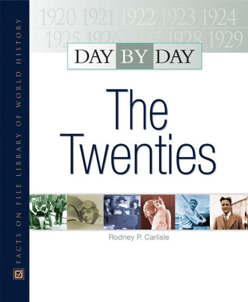 1) Day By Day: The Twenties, 2-Volume