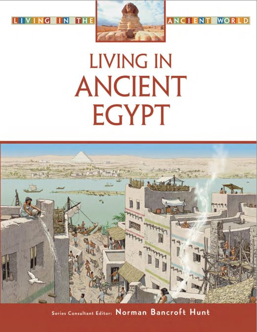 Living In Ancient Egypt – Norman