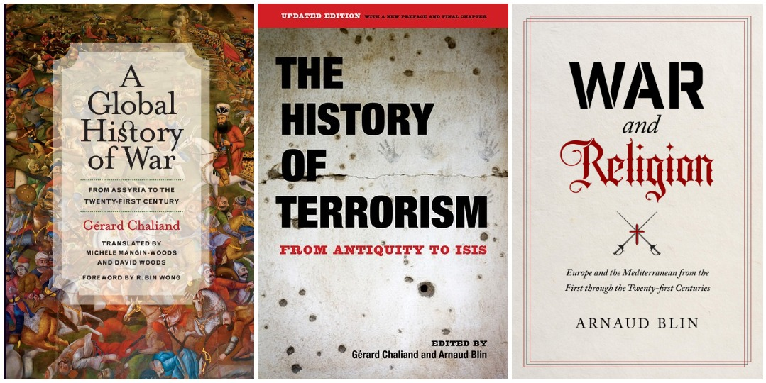 1) A Global History Of War: From