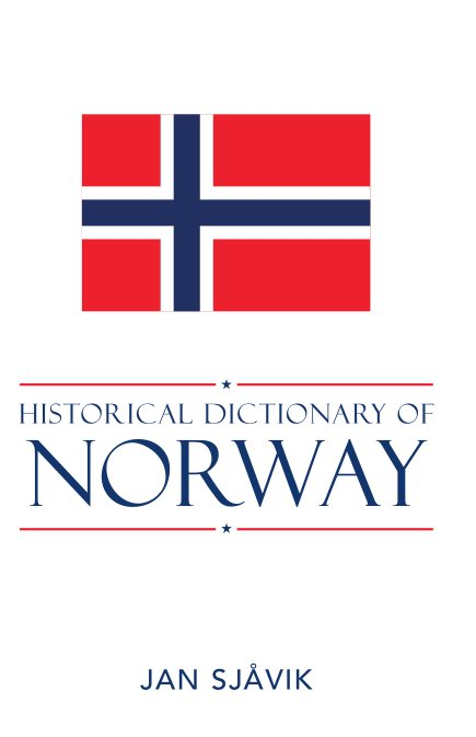 1) Historical Dictionary Of Norway – Jan