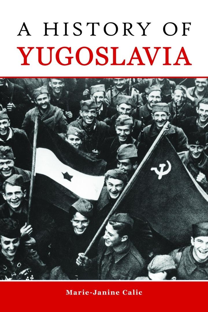 A History Of Yugoslavia – Marie-Janine Calic